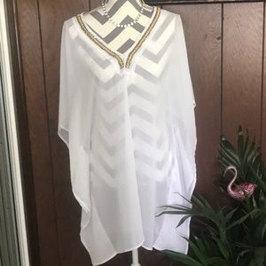 Tommy Bahama! Bathing suit cover up.